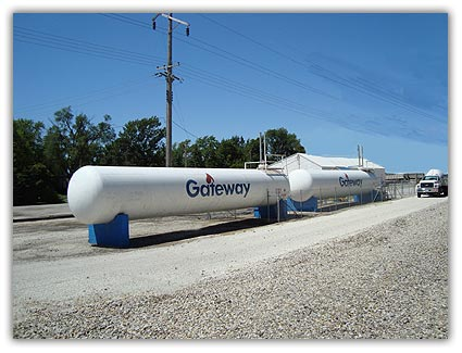 Propane services for Clifton and Iroquois County in Illinois